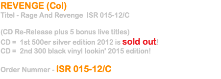 REVENGE (Col) 